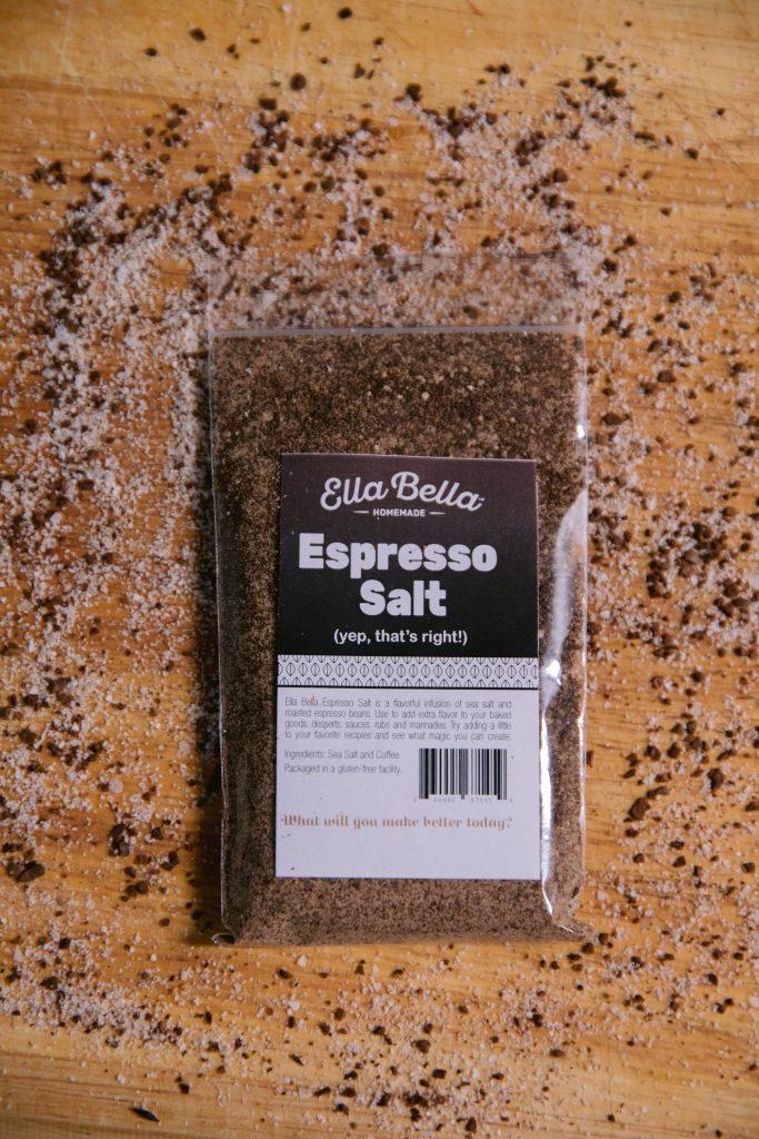 Photo of Espresso Salt